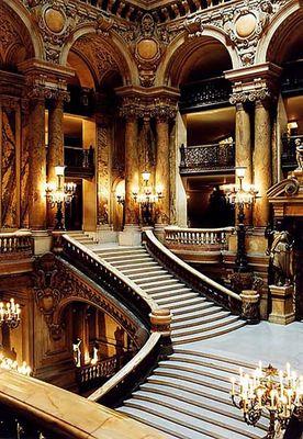 Opera von Garnier