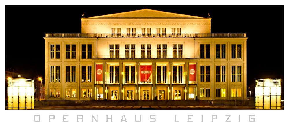 Operhaus Leipzig