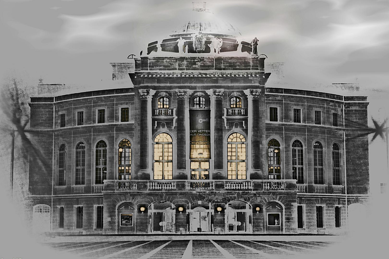 Opernhaus, Chemnitz