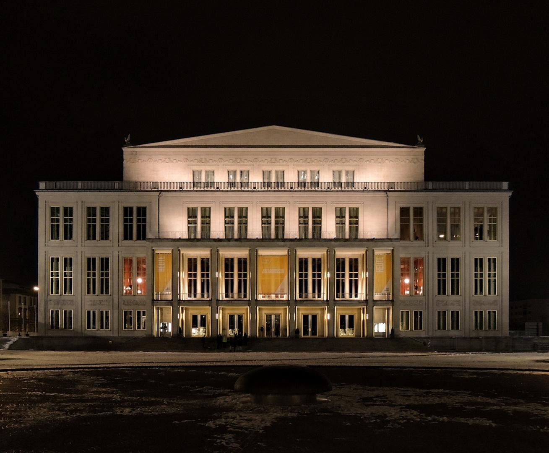 Opernhaus Leipzig