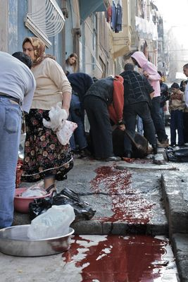 Opferfest in Istanbul