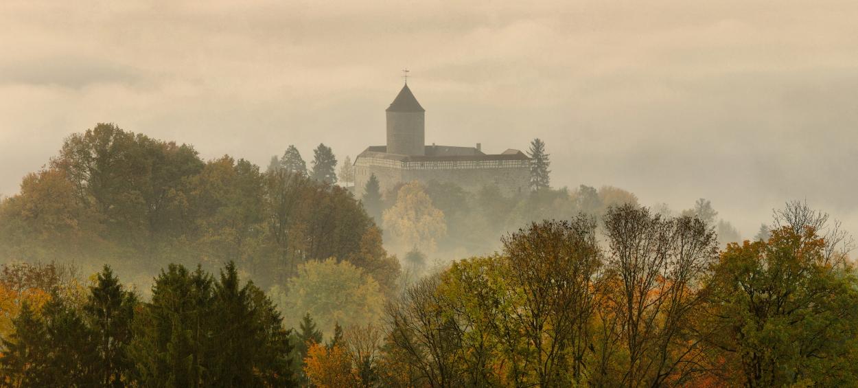 Oppenweiler - Burg Reichenberg