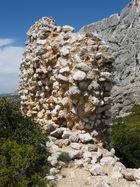Oppidum - montagne Sainte Victoire