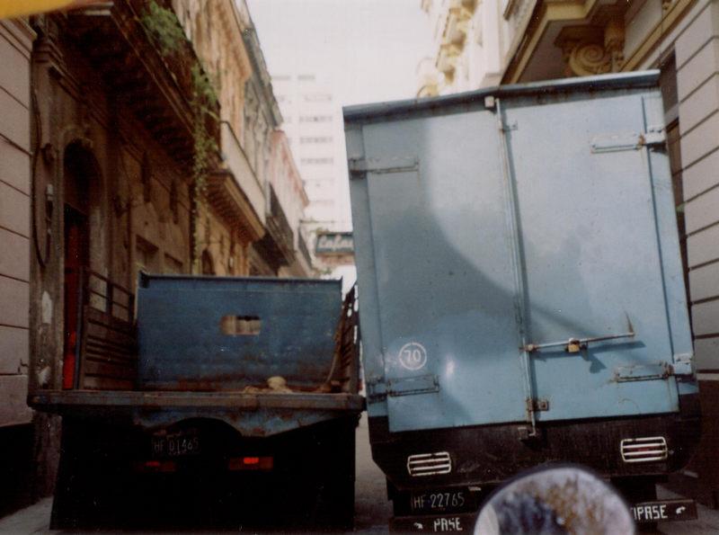Optimale Auslastung des Lichtraumprofils - Havanna Altstadt