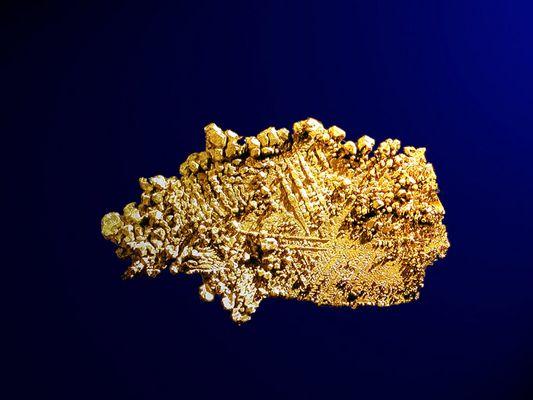 Or natif (Native Gold)
