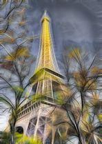 Or Tour Eiffel
