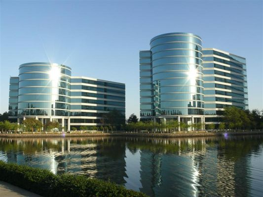 Oracle Building im Silicon Valley