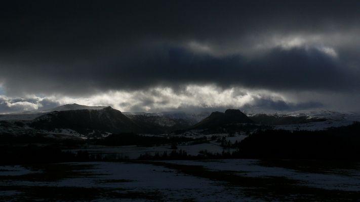 orage hivernale