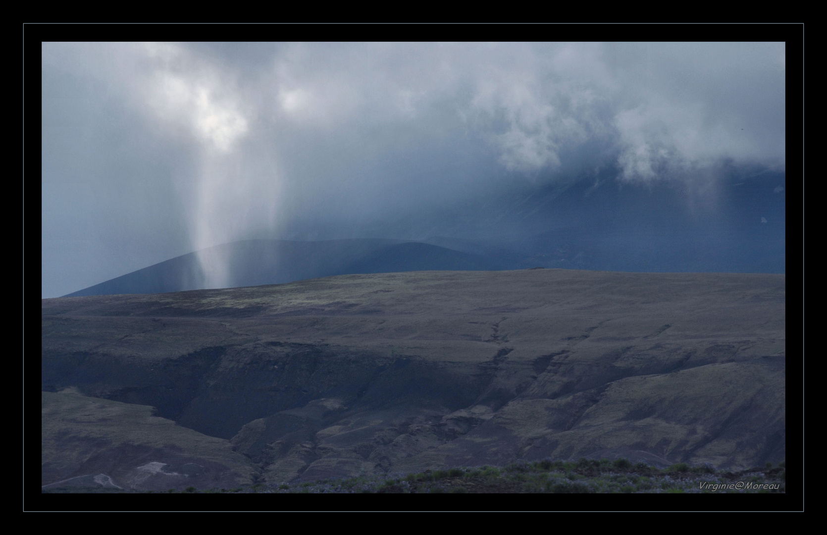 Orage sur Hekla