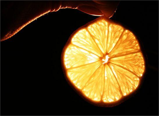 Orange?
