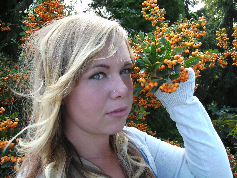 orange berrys