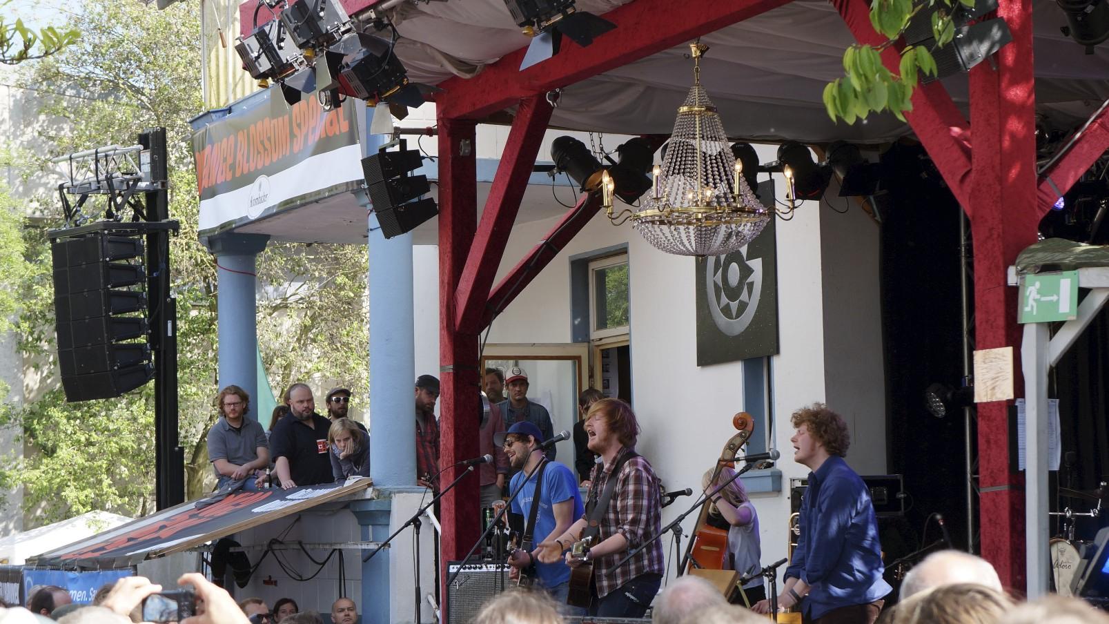 Orange Blossom Spezial Festival in Beverungen am 19.5.2013