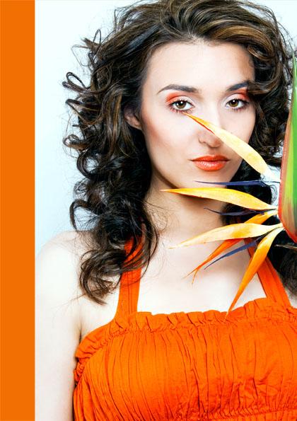 orange-flower-power
