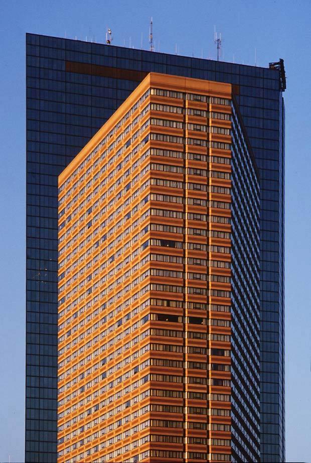Orange gegen Blau