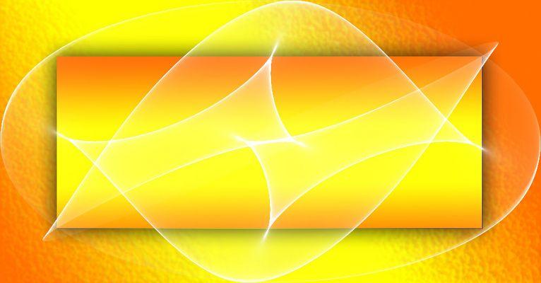 Orange Gelb