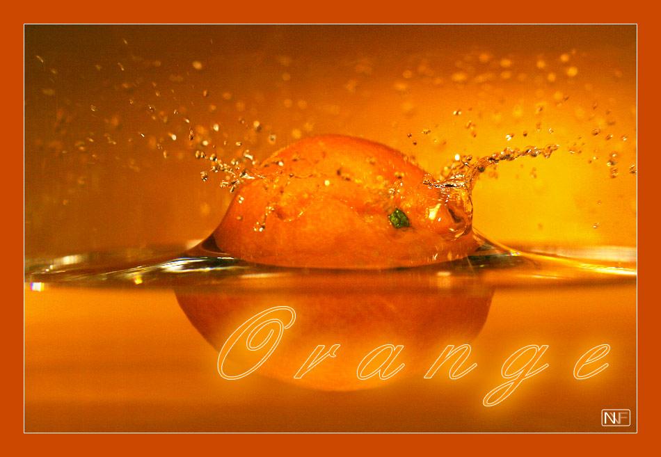 - Orange II -