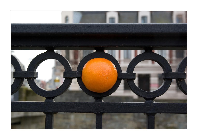 Orange in Lippstadt