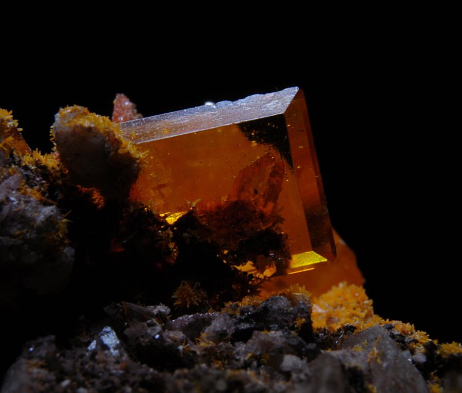 Orange minéral