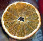 Orange mit Zimt