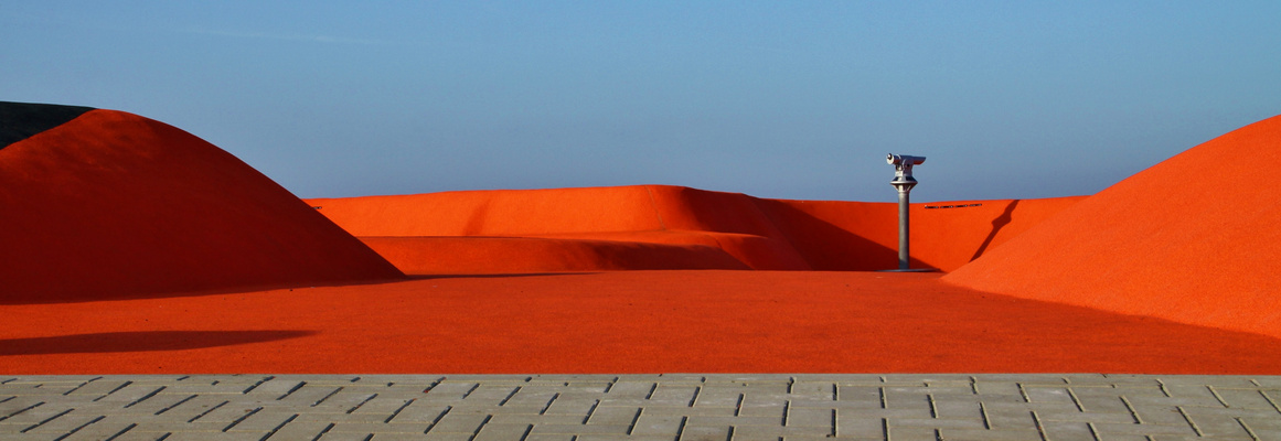 orange place