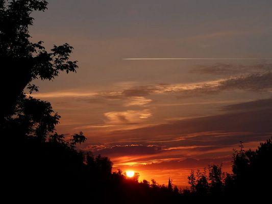 orange soleil