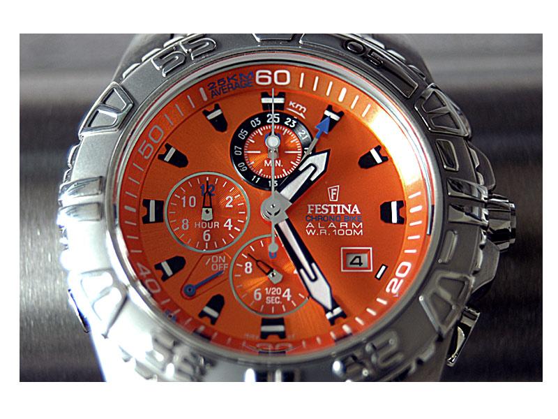 orange time...