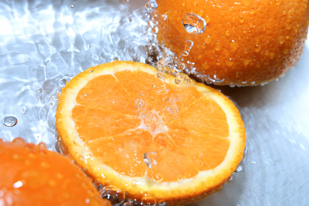 Orangen II