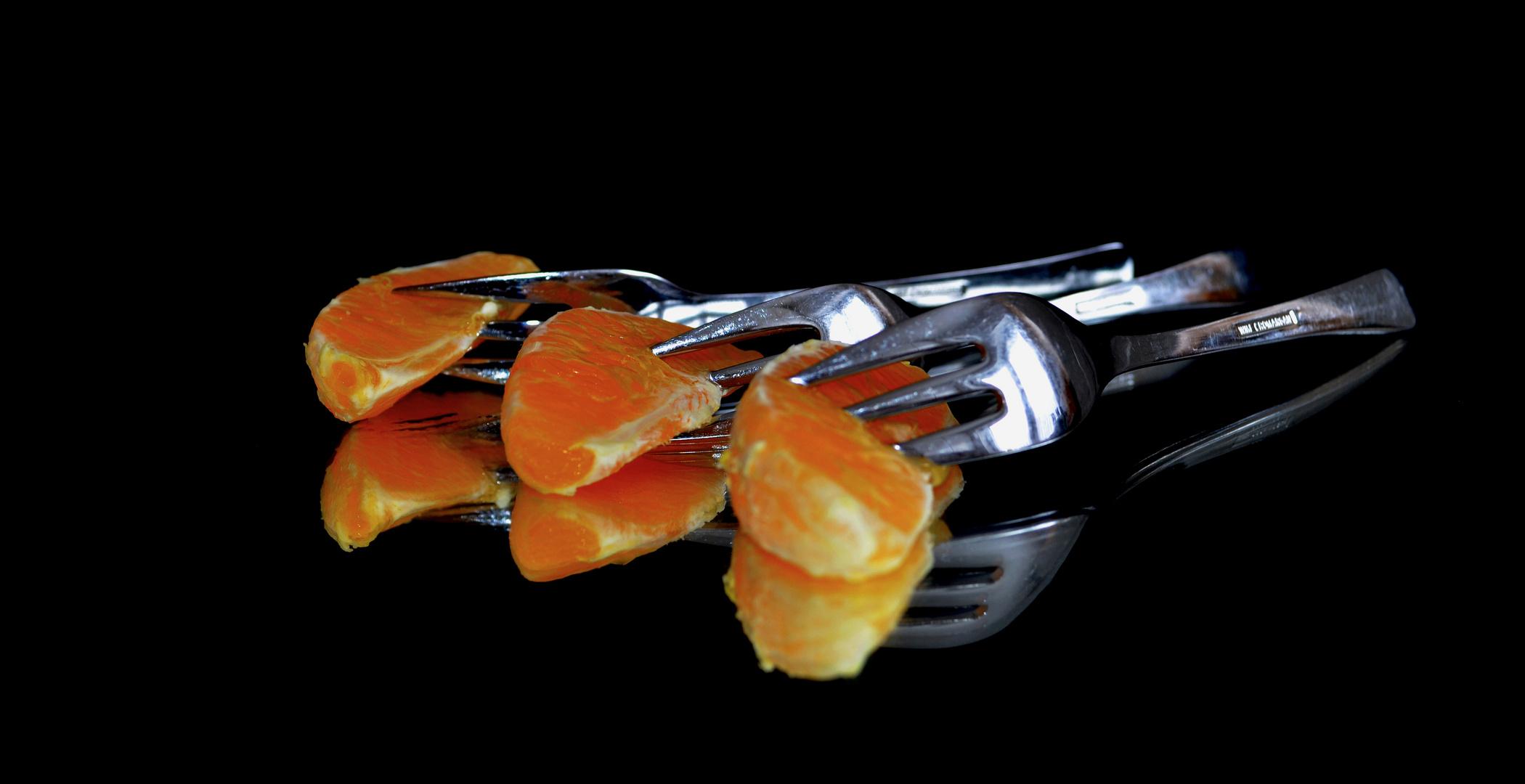 ~ Orangenhäppchen ~