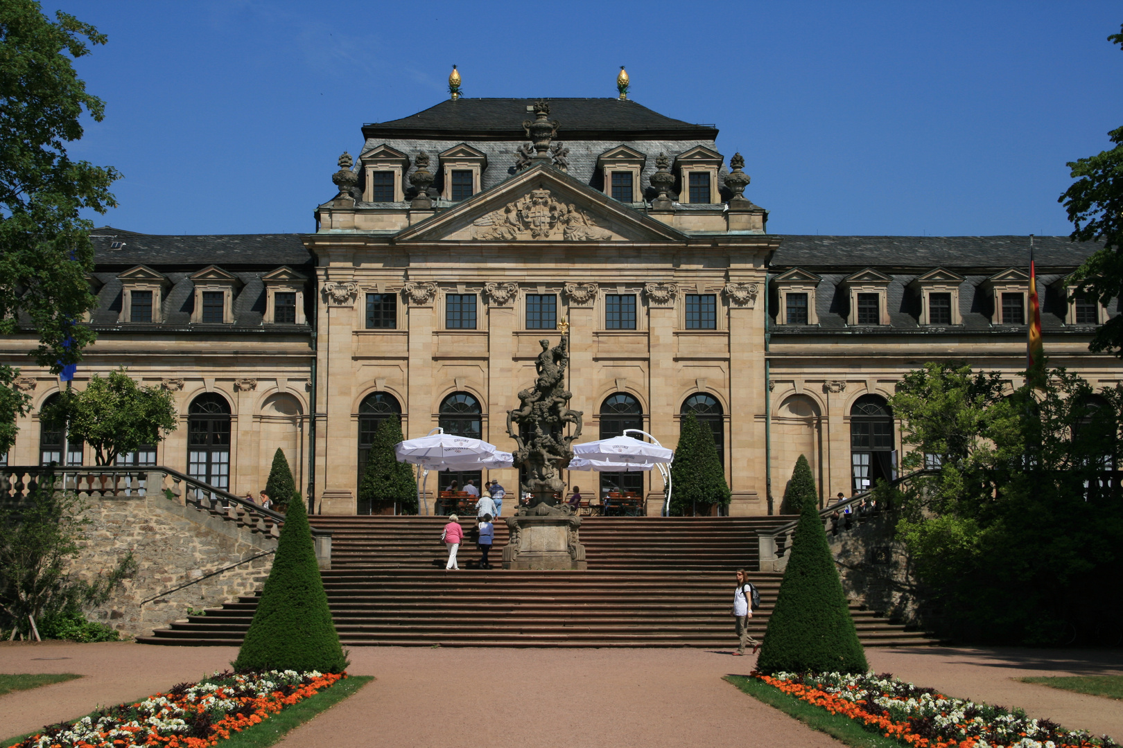 Orangerie im Fuldaer Schlossgarten