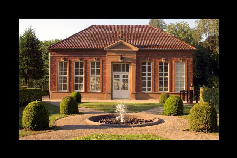 Orangerie in Rheda-Wiedenbrück