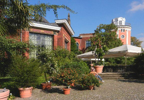 Orangerie und Elisenturm