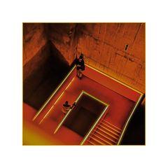 Orange.Stairs.People