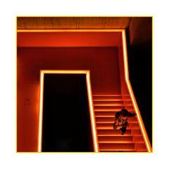 Orange.Upstairs
