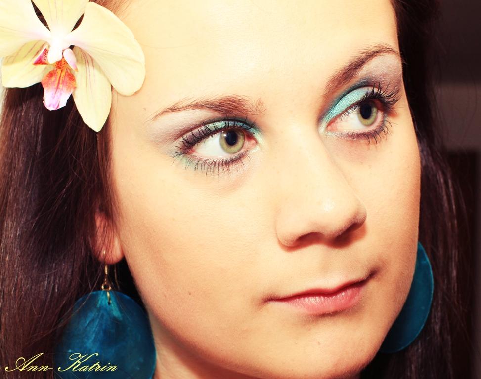 Orchidee Portrait