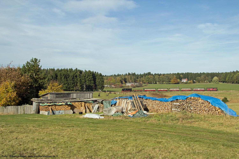 Ordentlich Holz vor der Hütte (2)...,