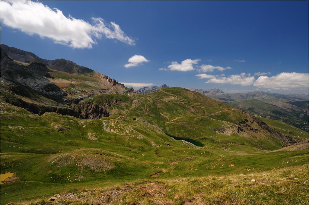 Ordesa-Nationalpark, Spanische Pyrenäen, 2011