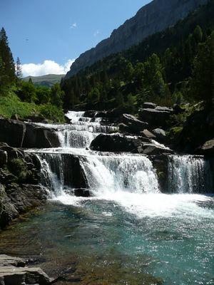 Ordesa Nationalpark spanische Pyrenäen