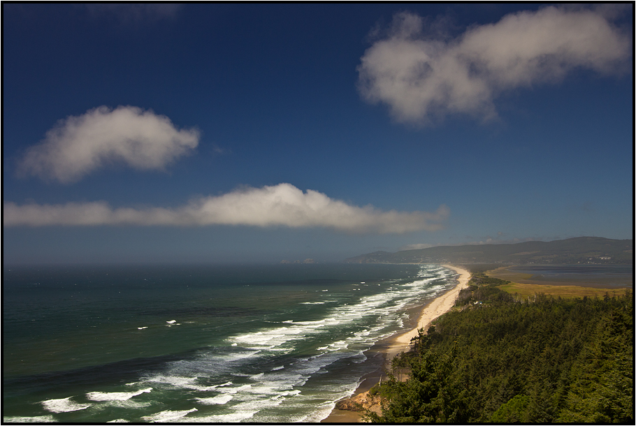 Oregon | coastlines |