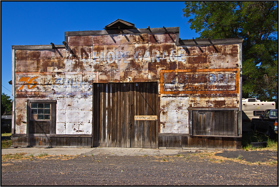 Oregon | ghost towns |