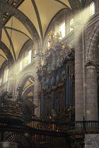 Organo de iglesia