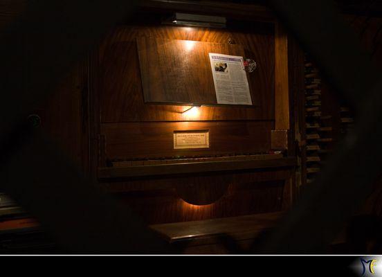 Organo in Gabbia