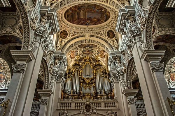 Orgel am Passauer Dom
