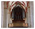 orgel der divi blasii kirche