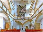 Orgel der Kirche Sankt Marien zu Torgau  ..