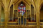Orgel der Notre-Dame-Kathedrale in Luxembourg