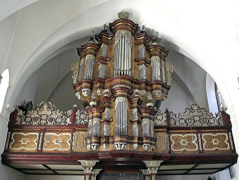 Orgel der Pfarrkirche St. Maria Empfängnis, Velbert-Neviges