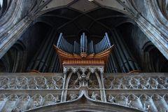 Orgel des Stephandoms