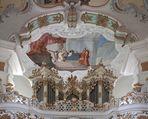 Orgel Detail [Wieskirche]