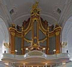Orgel im Hamburger Michel