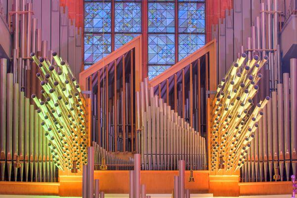 Orgel im Kaiserdom